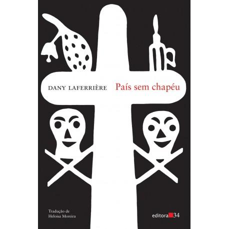 Livro  País sem chapéu - Dany Laferrière 6a7736910ba