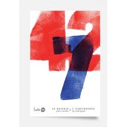 42 Haicais e 7 ilustrações - João Varella Fp Rodrigues