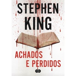 Achados e Perdidos – Stephen King - Livraria Taverna