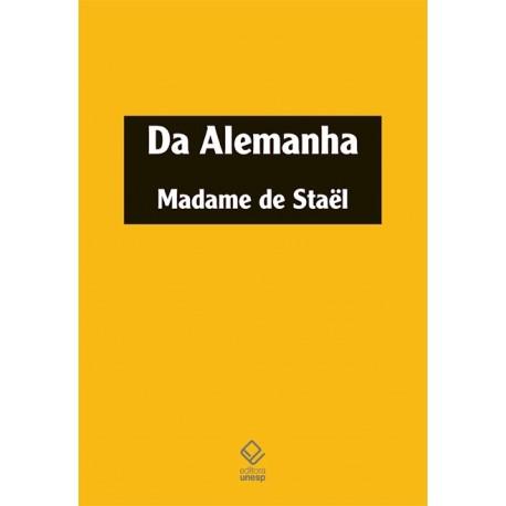 Da alemanha - Madame de Staël