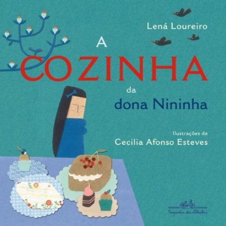 A Cozinha da Dona Nininha – Lena Loureiro - Livraria Taverna