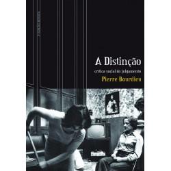 A distinção - Pierre Bourdieu