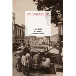 Formação do Brasil Contemporâneo - Caio Prado Junior - Livraria Taverna