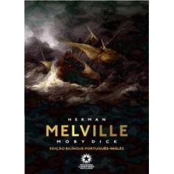 Moby Dick – Edição Bilingue - Herman Melville - Livraria Taverna