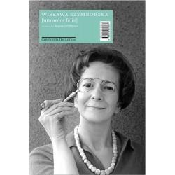 Um amor Feliz – Poemas – Wislawa Szymborska