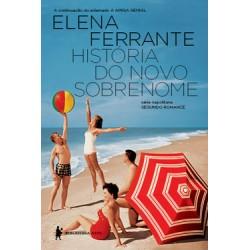 História do novo sobrenome - Elena Ferrante